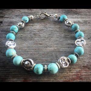 Handmade bracelet by me